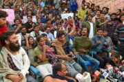 JNU Students Boycotted Classes to Express Solidarity with Victims of Delhi Violence