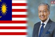 Malaysia's Prime Minister Mahathir Mohammed Announced His Resignation by November