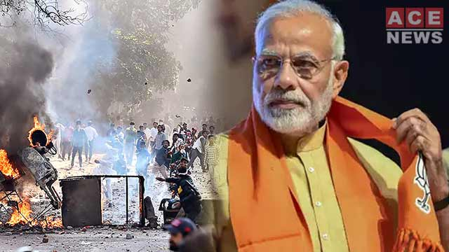 Who is Behind the Delhi Violence?