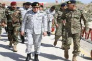 Naval Chief Visits Coastal Areas and Units at Sea Amid Major Naval Exercise SEASPARK - 2020