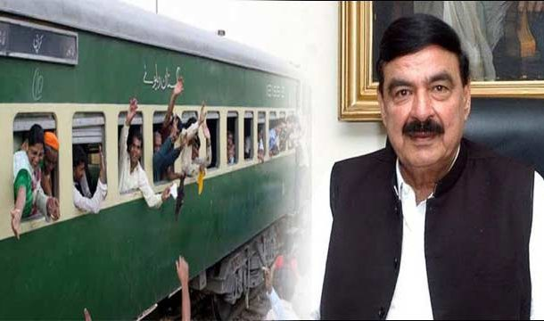 8 More Trains to be Privatized from Next Month: Sheikh Rasheed