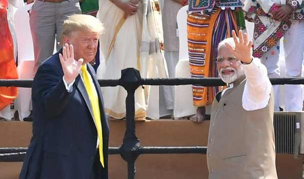 US has Very Good Relations with Pakistan: Trump Says in India