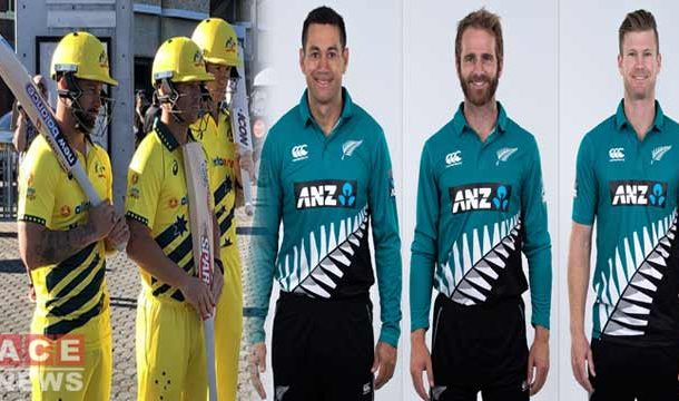 Australia and New Zealand will be Seen in Classical 1990s Kits in Upcoming ODI Series
