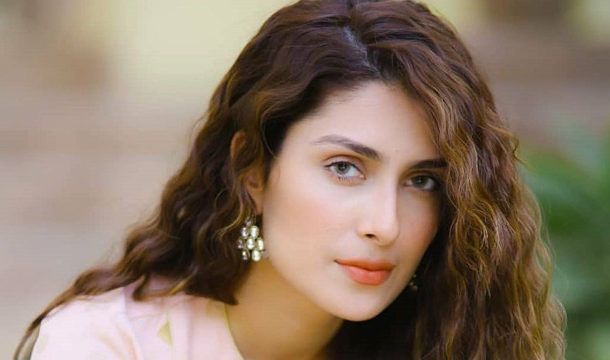 Ayeza Khan Request her Fans to Stay At Home