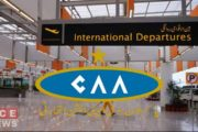 CAA Warns Airlines of Strict Action Against SOPs Violation