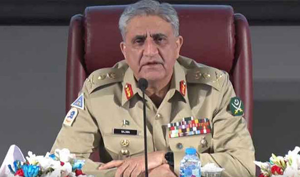COAS Directs Army to Help Out Civil Administration During Coronavirus Outbreak