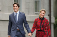 Canadian PM's Wife Sophie has Recovered From COVID-19