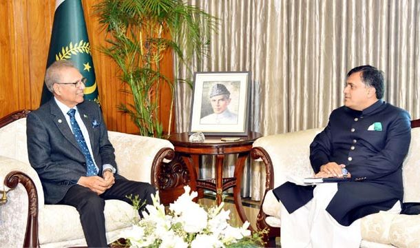 Pakistan offers Attractive Opportunities for Investment: President