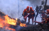 Forest Fire leaves 19 People Killed in China