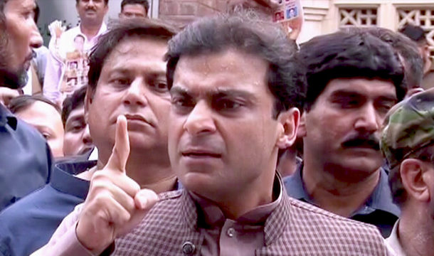 Hamza Shehbaz Moves LHC for Bail Amid Coronavirus Fear
