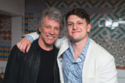 American Singer Jon Bon Jovi Believes his Son Contracted with COVID-19