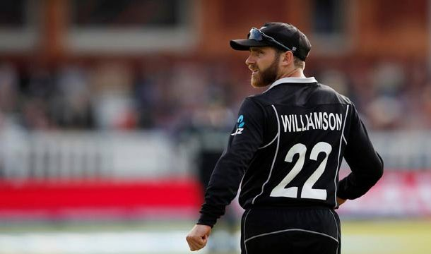 Kane Williamson Encourages Medical Professionals by a Letter