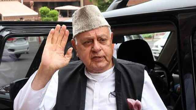 Kashmiri Leader Farooq Abdullah Releases After 7 Months Detention