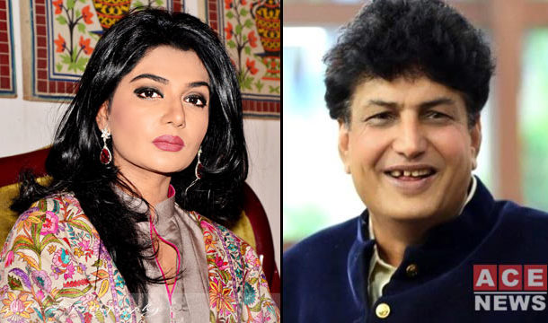 Iffat Omar Boycotts 'London Nahi Jaunga' Movie