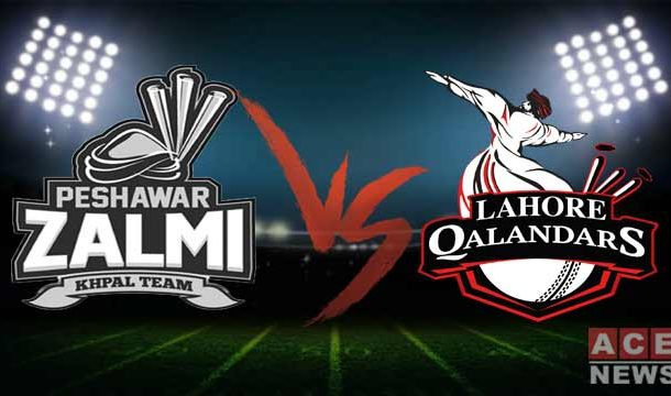 Lahore Qalandars Beat Peshawar Zalmi by 5 Wickets