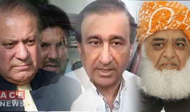 PML-N, JUI-F and JII Jointly Filed Petition Against Arrest of Mir Shakil ur Rehman