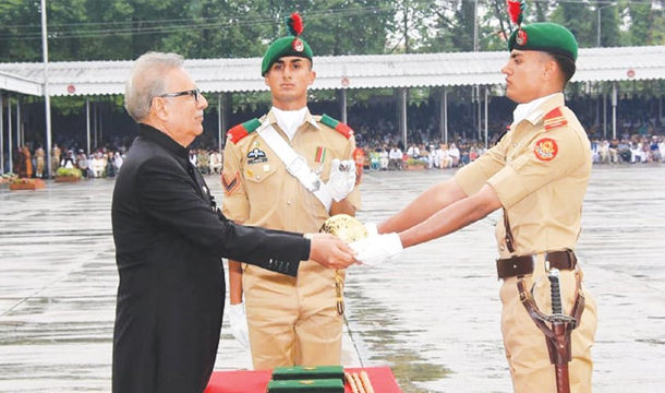 President Grants Military Awards for Officers, Soldiers: ISPR