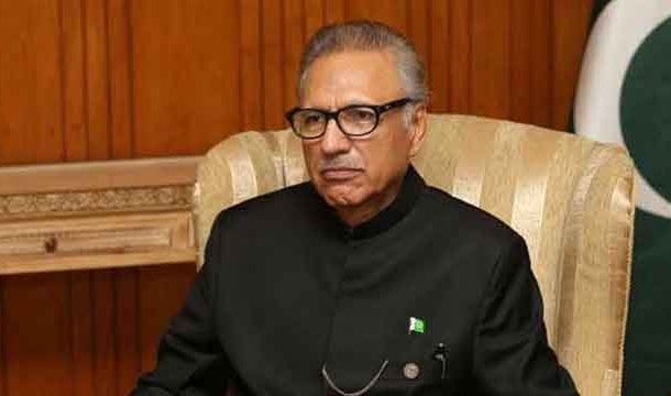 President Arif Alvi will have Consultative Meeting with Ulema Tommorrow