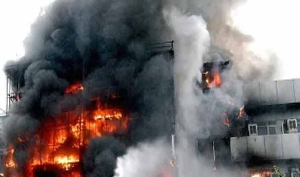 4 Dead and 1 Injured as Fire Erupts in a Residential Flat