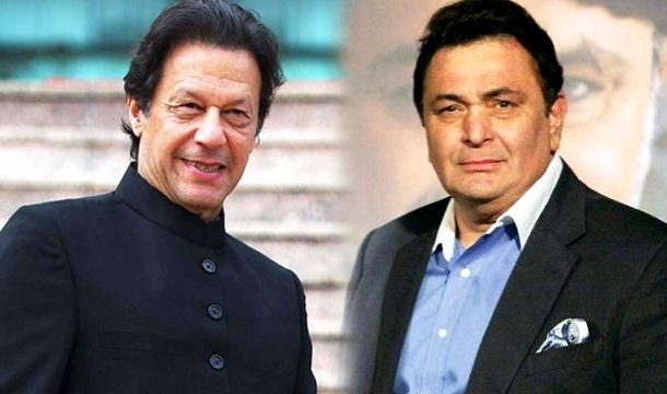 Veteran Actor Rishi Kapoor shows Concern for Pakistan