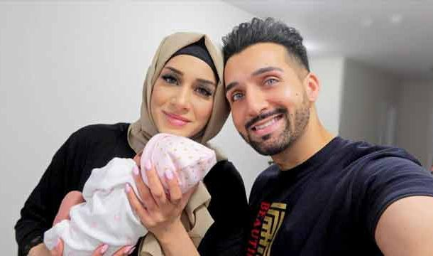 Sham Idrees Blessed with a baby girl
