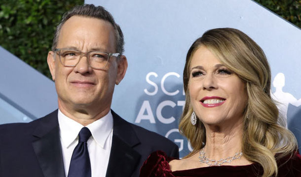 Tom Hanks and His wife Discharged from Hospital