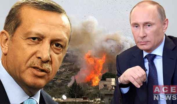Turkey, Russia Agree on Ceasefire in Syria