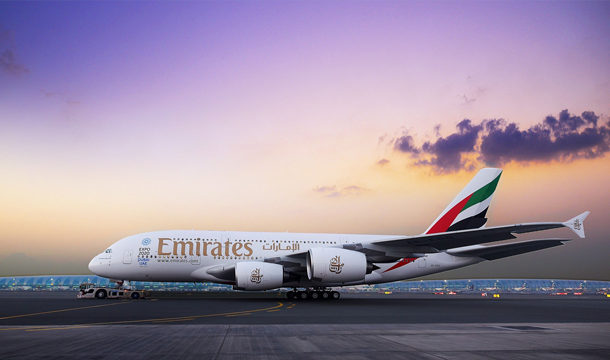Major Airline of UAE Extended Suspension of Flight Operation from South Asian Countries