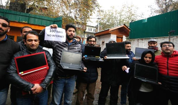 Internet Service Restored after 7 Months in Occupied Kashmir