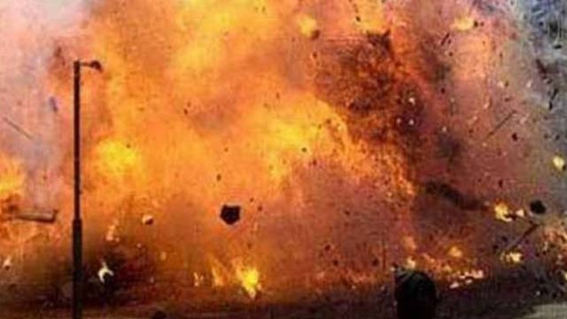 LPG Tanker Blasts in Lahore