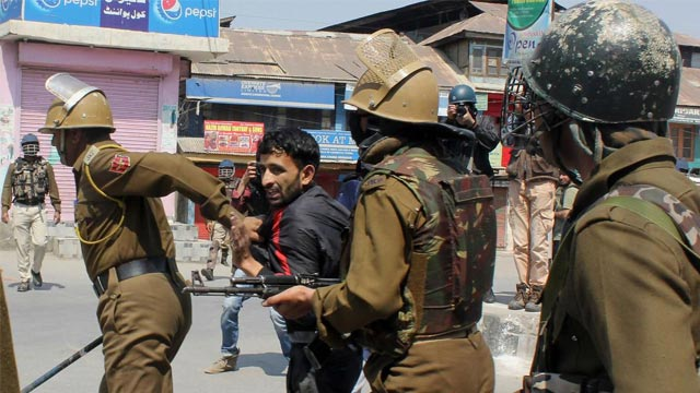 Pakistan Strongly Condemned the Arrest of Over 1,400 Kashmiris by Indian Occupied Forces