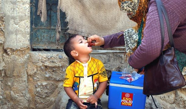 Two New Polio Cases Reported in the Country