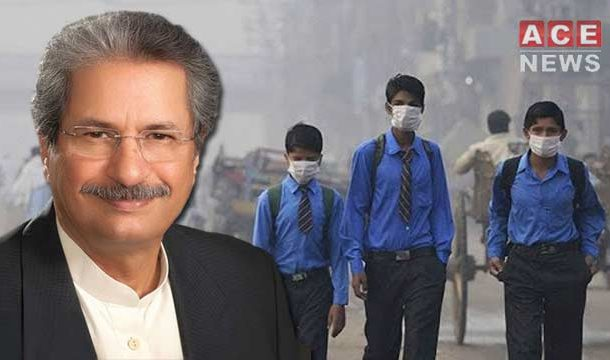 Shafqat Mahmood Wishes Students as Educational Institutions Reopens Today