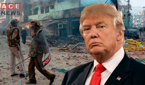 US President Donald Trump Criticized by Bob Menéndez in Response to Current Delhi Genocides