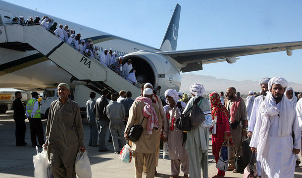 136 Stranded Pakistanis Reached Homeland: PIA