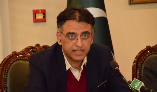 NCOC Identified 92 COVID-19 Hotspots in 20 Cities of the Country: Asad Umar