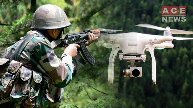 Pakistan Shoots Down Indian Quadcopter Twice in a Week: ISPR