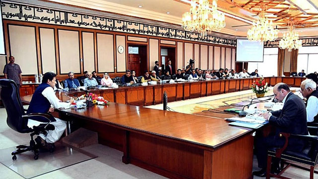 Federal Cabinet Approves Budget 2021-2022