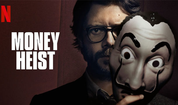 'Money Heist' to Become Netflix's Most-Viewed Show Amid COVID-19 Lockdown