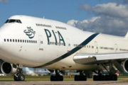 International Flight Operation of PIA Partially Resumes