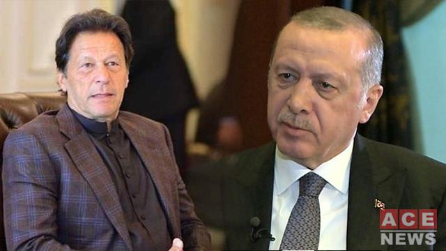Erdogan-Imran Khan Held a Telephonic Call and Discuss Afghan Peace Process
