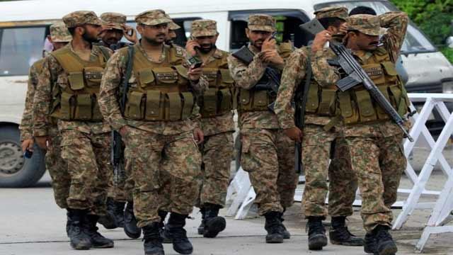 Pakistan Army Called in Karachi to Deal with Urban Flooding: ISPR