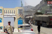 Pakistan Allows Cargo Trucks to Cross Over Torkhum, Chaman Border
