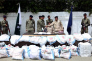Pakistan Navy, ANF Seize Huge Cache of Heroin, Ice-Drug