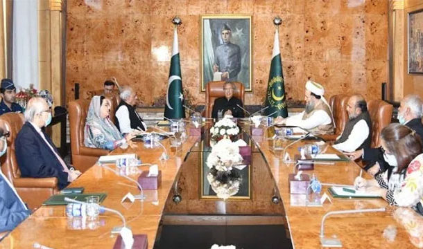 President Directed to Ensure Live Telecast of Taraweeh Prayers During Ramazan