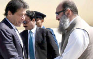 Prime Minister Arrives in Quetta on Day-Long Visit