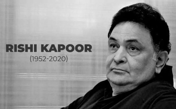 Bollywood Actor Rishi Kapoor Dies at 67
