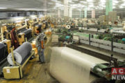 Textile Mills in Pakistan Partially Resume Their Operations
