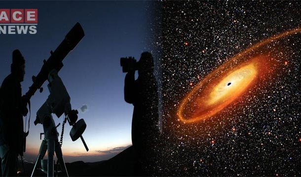 Astronomers Detect Black Hole With 'Missing Link'-not too Large and not too Smal
