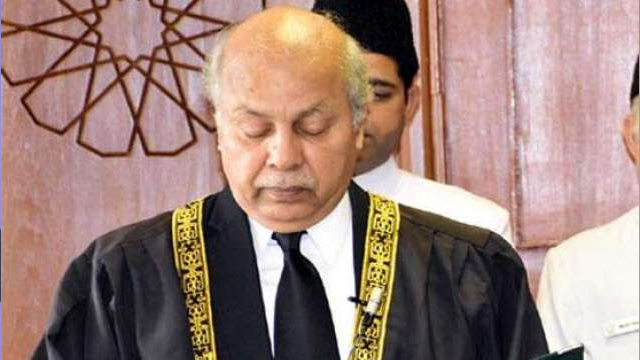 CJP Gulzar Took First Suo Motu Notice Over 'Insufficient Facilities' to Combat COVID-19